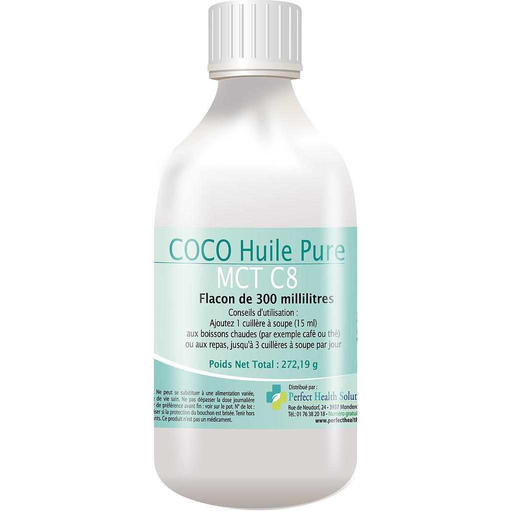 Huile de COCO(Pure MCT C8)